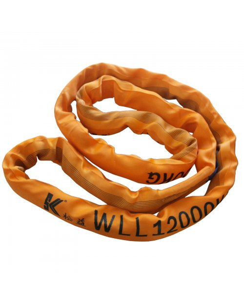 12 Tonne round slings - one layer
