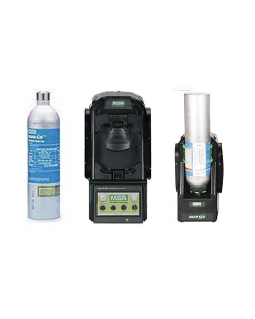 SLG Portable Gas Calibration Kit (Altair 4X)