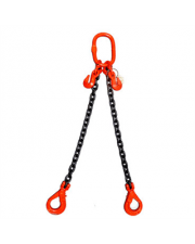 10MM - 2 Leg Chain Sling - SWL 4.25t
