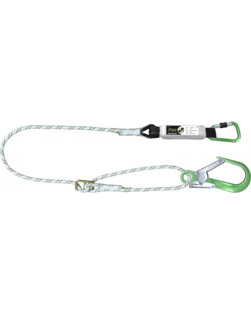 FA 30 514 20 SHOCK ABSORBING LANYARD - ADJUSTABLE