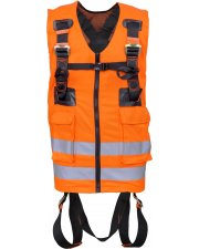 FA 10 303 00 FULL BODY HARNESS WITH 2 ATTACHMENT POINTS
